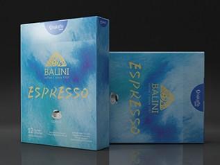 印尼火船集團 BALINI咖啡包裝設計